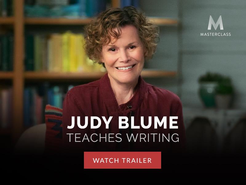 Judy's Masterclass: Register Now